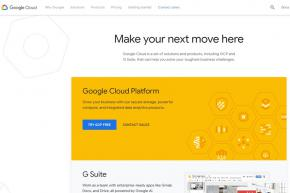 Cloud Giant Google Launches Beta Availability of Hybrid Cloud Platform