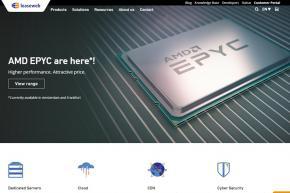 Cloud Hosting Provider Leaseweb Deploys 400 Dedicated Servers for Video Game Developer Crytek