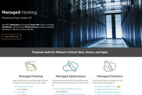 Managed Hosting and Managed Application Services Provider Liquid Web Partners With VMware