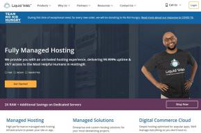 Hosting Provider Liquid Web Launches Managed Cloud Service