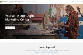 Microsoft to Help 36% of Small Businesses without Websites
