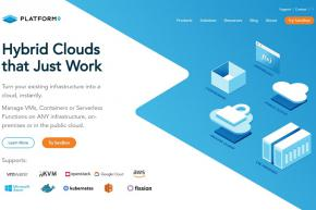 SaaS-managed Hybrid Cloud Solutions Provider Platform9 Announces Managed Kubernetes on VMware