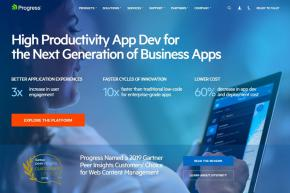 Application Development and Digital Experience Technologies Provider Progress Launches New Cloud Dedicated SaaS Solution