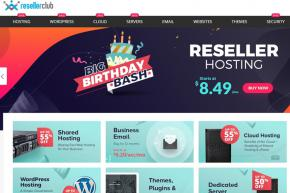 Cloud Infrastructure and Web Hosting Provider ResellerClub Marks Major Milestone with Promotion