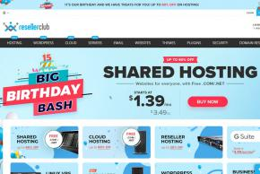 Indian Provider ResellerClub Marks Major Milestone with Promotion