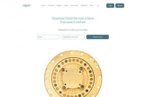 Startup Rigetti Computing Announces Quantum Cloud Services Platform in Public Beta