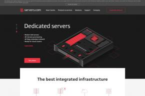 Global Hosting Platform Servers.com Partners with Digital Architecture Company Code Wizards