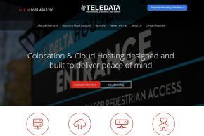 British Data Center Operator TeleData Announces Record Growth