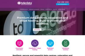 Rob Wickens Joins British Cloud Hosting and Data Center Operator Teledata