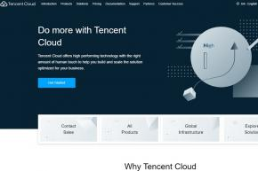 Chinese Cloud Provider Tencent Cloud Acquires MTCS SS