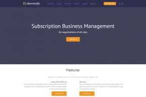 Subscription Business Management Software Provider Ubersmith and Software Provider ModulesGarden Form Partnership