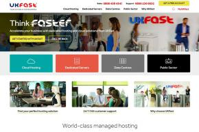 British Cloud Provider UKFast Enjoys Substantial Growth