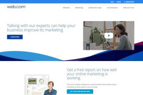 Web Host Web.com Announces Support for Small Businesses