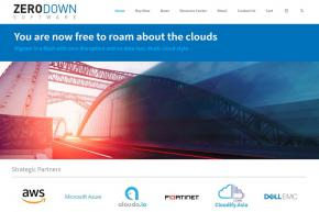 Business Continuity Solutions Provider ZeroDown Software and Managed Services Provider Green House Data Form Partnership