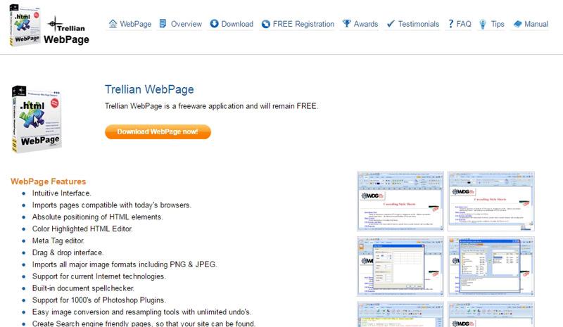 The 5 Best Free WYSIWYG Alternatives to Dreamweaver